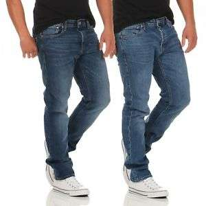 Herren Denim: JACK & JONES - MIKE ORIGINAL - Comfort Fit