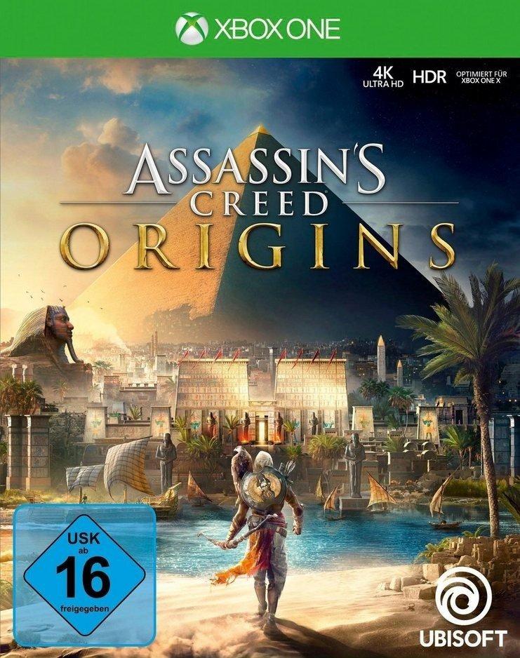 Assassins Creed Origins (Xbox One) für 33,59€ (Xbox Store HK)