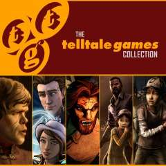 PSN PS4 The Telltale Games Collection (PS-Plus notwenidg)