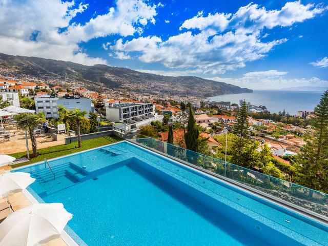 [1 Woche] Madeira im TOP 4* Hotel inkl. Frühstück, Flügen, Transfer & Zug-zum-Flug für nur 333,- € pro Person