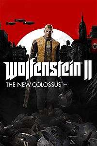 [Microsoft.com] Wolfenstein II - New Colossus - Xbox One digital code - Gold Mitglieder