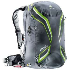 Lawinenrucksack - Deuter On Top Lite ABS 26 titan/fire