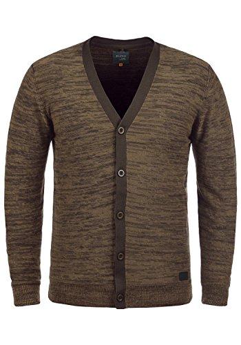 [Amazon] BLEND Baron Herren Strickjacke Cardigan Feinstrick V-Ausschnitt 100% Baumwolle