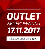 (Offline Stuttgart) Fahrrad.de eröffnet den Outlet Store in Stuttgart neu - Rabatte auf FIXIE, Serious, Ortler, Cube, FOCUS, uvm.