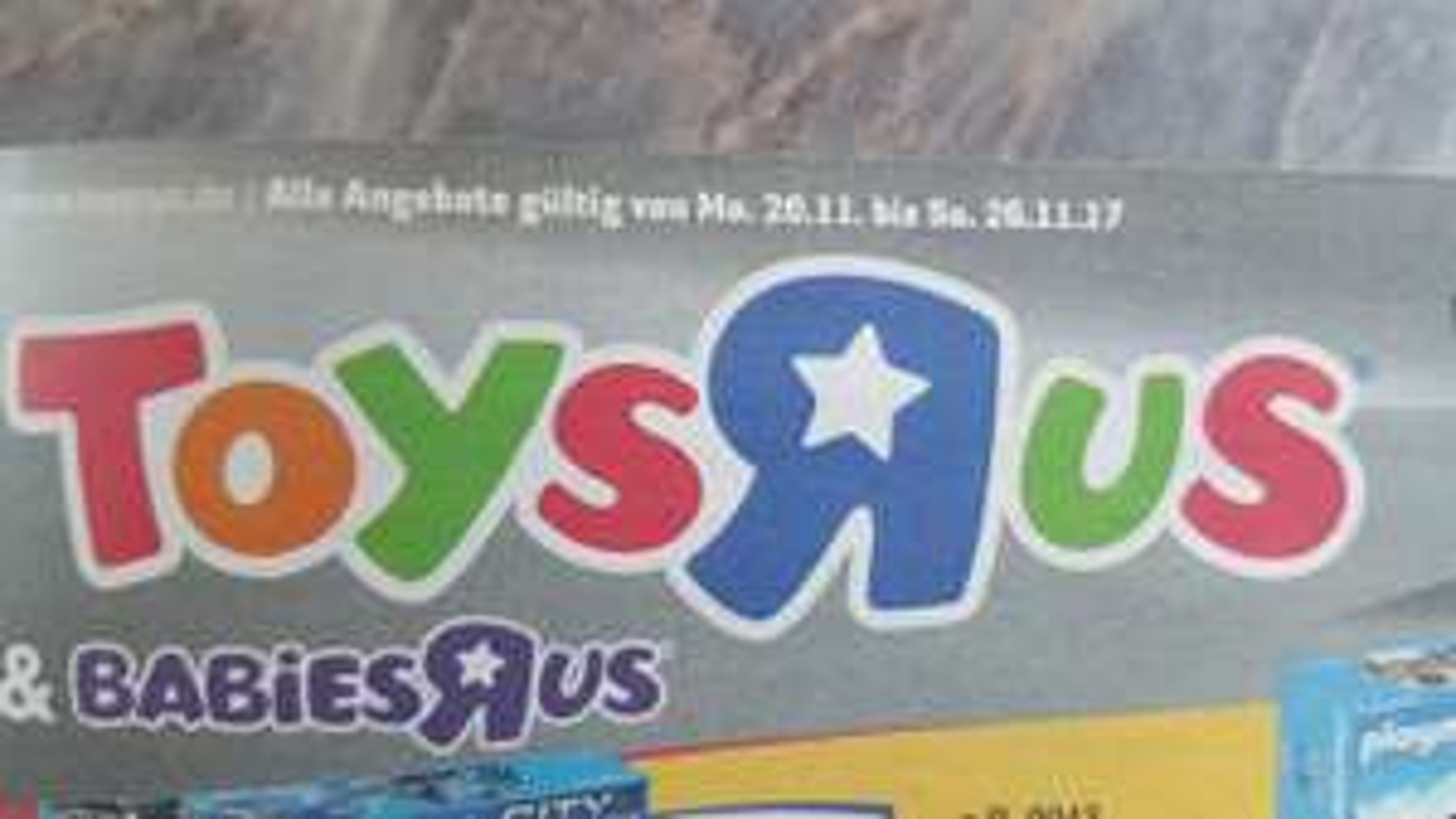 (ToysRus) 50% Rabatt auf das zweite Gesellschaftsspiel