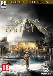 Assassin's Creed Origins Gold Edition (PC) [Uplay Store] [Black Friday]