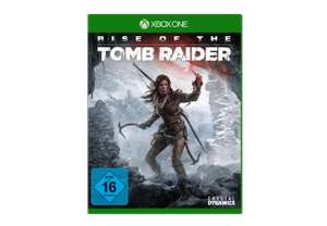 RISE OF THE TOMB RAIDER (Xbox One) bei saturn.de 15 € + weitere Titel (Dirt 4 XB1/PS4, 25€)