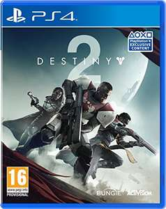 Destiny 2 (PS4/Xbox One) für 35,30€ (Amazon.co.uk)
