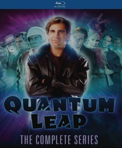 [Deepdiscount.com] Quantum Leap / Zurück in die Vergangenheit - Bluray Komplettbox - Oton