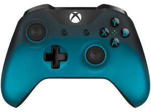 [Saturn] Xbox One S Wireless Controller Winter Forces / Ocean Shadow / SE Olivgrün je 39,99€ bei Abholung