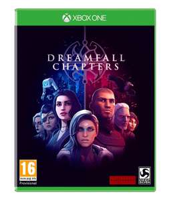 Dreamfall Chapters (Xbox One) für 14,24€ (Amazon.co.uk)