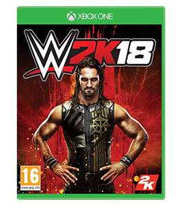 WWE 2K18 (Xbox One & PS4) für je 29,69€ (Amazon UK)