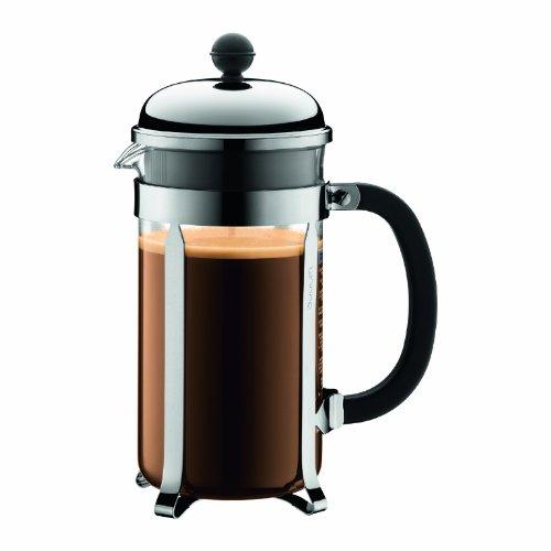 [amazon Blitzangebot] Kaffeebereiter Bodum chambord 1,0 l