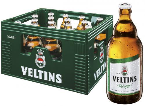 [Minipreis] Veltins Pilsener Steini 16 x 0,5 od. 20 x 0,33