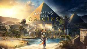 Assassin's Creed: Origins (PS4 & Xbox One) für je 44,90€ &  Assassin's Creed: Origins Gold Edition (PS4 & Xbox One) für je 63,89€ (Ubisoft Shop)
