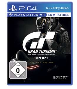 Gran Turismo Sport Day One Edition & Normal (Playstation 4)