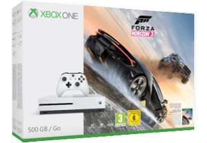 XBox one S 500GB + Forza Horizon 3 + Battlefront 2 @saturn.de  -7,54€ Shoop -Versand =221,46€