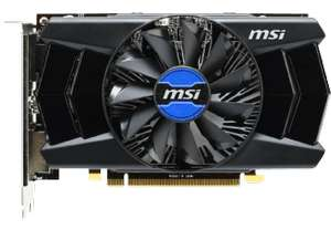 [Saturn] MSI R7 250 2GD3 OCV1, Radeon R7 250, 2GB DDR3, VGA, DVI, HDMI