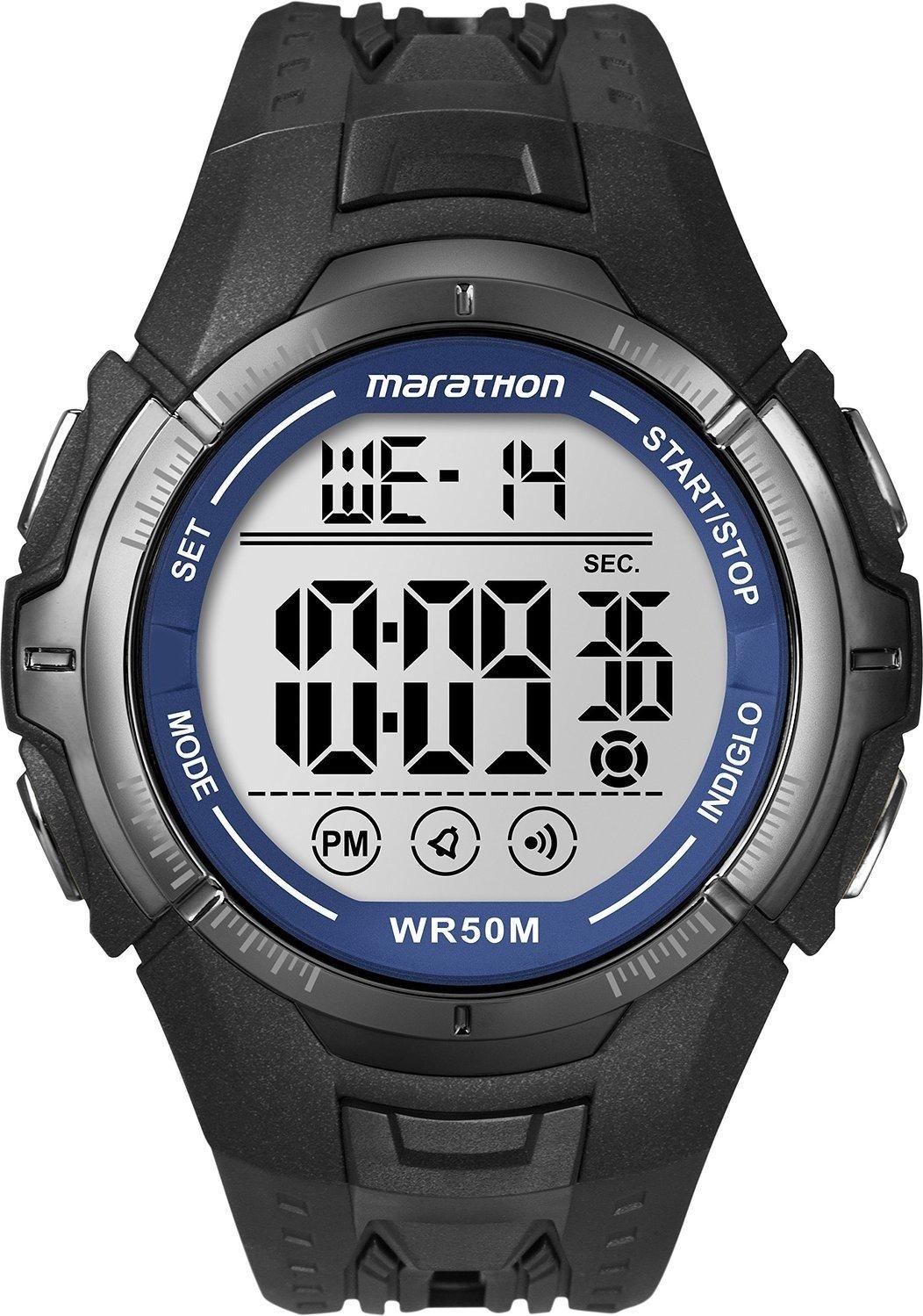 [Amazon] Timex Herren-Armbanduhr Marathon Digital Quarz T5K359 11 €
