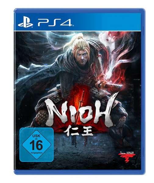 Nioh (PS4) bei 4u2play für 18,95€ inkl. Versand