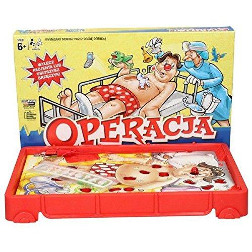 """[Amazon Prime] Hasbro """"Operacja gra"""" (Dr. Bibber in Polnisch)"""