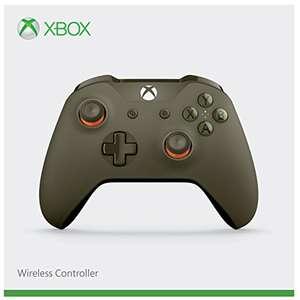Xbox One S Wireless Controller (Special Edition Olivgrün & Winter Forces) für je 39,99€ (Amazon Prime)