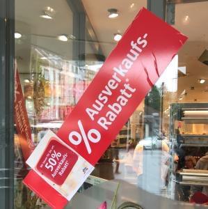[lokal] dm 50% auf fast alles - Krefeld Hülserstrasse