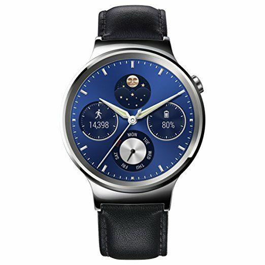 Huawei Watch Classic mit Lederarmband schwarz für 199,18€ [amazon.co.uk]
