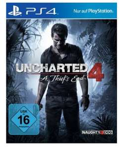 Expert Black Friday Deals: Uncharted 4 (PS4), Uncharted: The Lost Legacy (PS4), Nioh (PS4) für je 17,99€, Horizon: Zero Dawn (PS4) für 27,99€, Need for Speed Payback (PS4) für 42,99€