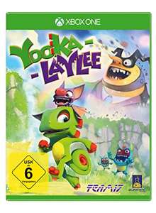 [Amazon] Yooka-Laylee - [Xbox One oder PS4]