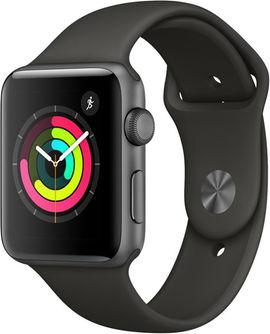 [Schweiz - CH] - Apple Watch Series 3 (42mm, Aluminium, Silikon)