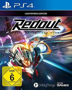 Redout Lightspeed Edition PS4 bei Amazon [Prime]
