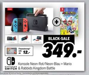 Nintendo Switch+ Mario&Rabbids Kingdome Battle
