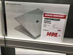 Surface Book mit Performance Base [MM KÖLN KALK ARCADEN]