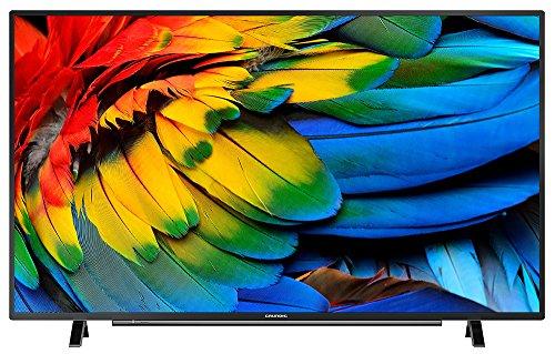 [Amazon]Grundig 55 VLX 6000 BP 139 cm (55 Zoll) Fernseher (UHD, HDR, HD Triple Tuner, Smart TV) für 492,99€