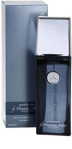 Mercedes Benz Vip Club Black Leather 100ml günstiger als 50ml