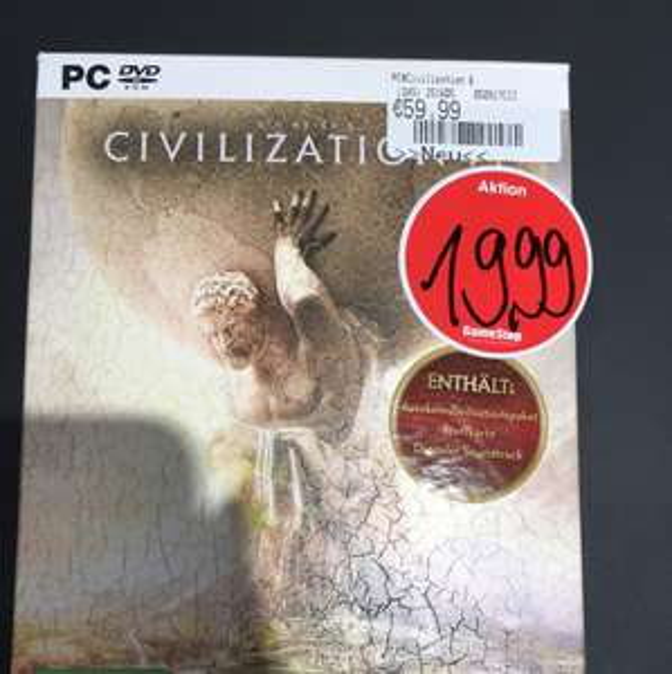 Civilization VI (Lokal essen)