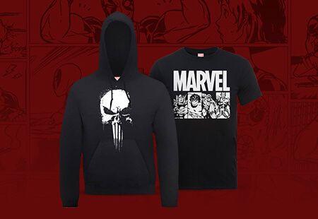 Gratis Marvel t shirt zu einem marvel pullover große auswahl