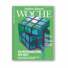 Die neue Frankfurter Allgemeine Woche 4 Wochen testen & keine Kündigung notwendig