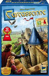 [Amazon Prime] Carcassonne - neue Edition / Edition 2
