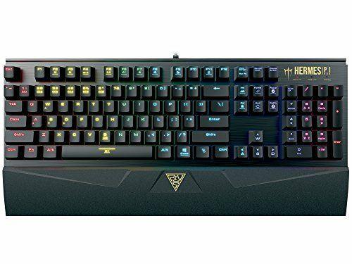 Gamdias Hermes P1 Mechanische Tastatur ähnlich MX brown