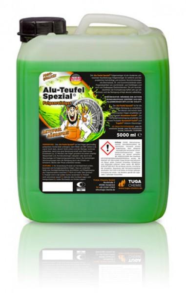 5 Liter Tuga Felgenreiniger Alu-Teufel Spezial bei AUFAMO