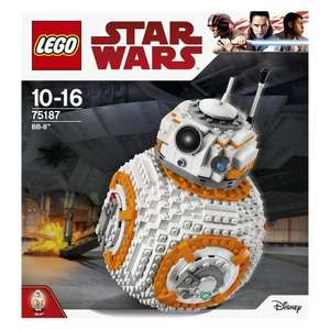 LEGO Star Wars 75187 BB-8 für 64€ [Real]