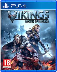 Vikings: Wolves of Midgard (PS4 & Xbox One) für je 23,45€ (Game UK + Amazon UK)