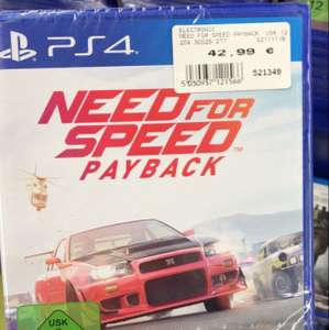 Tevi-Expert Need for Speed Payback (Off & Online)