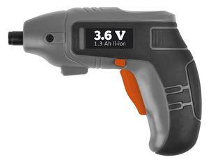IXO Alternative: Akkuschrauber 3,6V Lithium-Ionen-Akku mit Ladegerät für 9,99€ [Clas Ohlson]