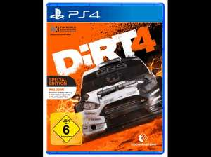 [Saturn.de]Dirt 4 Special Edition - PS4 & Xbox One