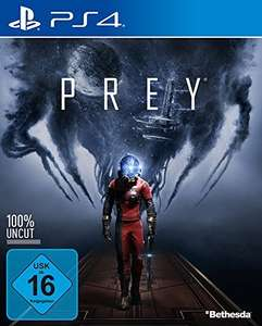 Prey Day One Edition (PS4 & XBox One) für je 15€ versandkostenfrei (Saturn + Amazon Prime)