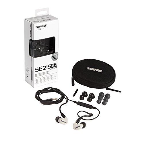 (Thomann) Shure SE215M+ mit Kabelfernbedienung
