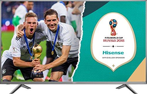 [Amazon] Hisense H45NEC5655 45 Zoll Fernseher Ultra HD, HDR, Triple Tuner, Smart-TV